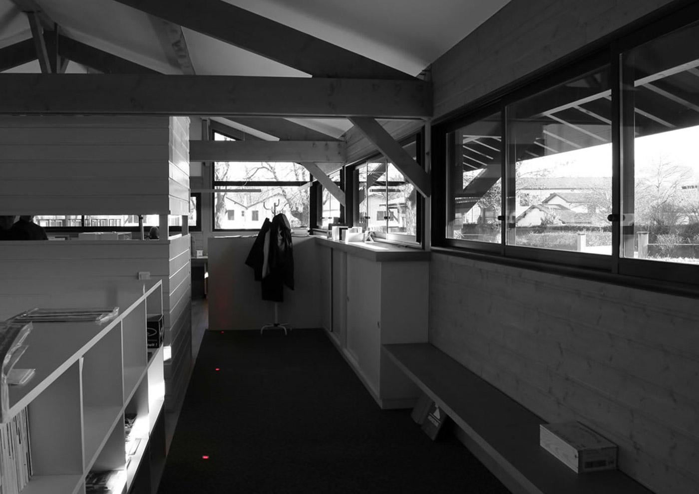 Alaman Architectes Club House Chiberta - Construction Pays Basque, architecture contemporaine