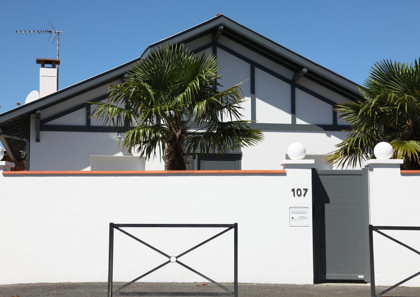 Alaman Architectes Renovation Maison L1 Anglet - Construction Pays Basque