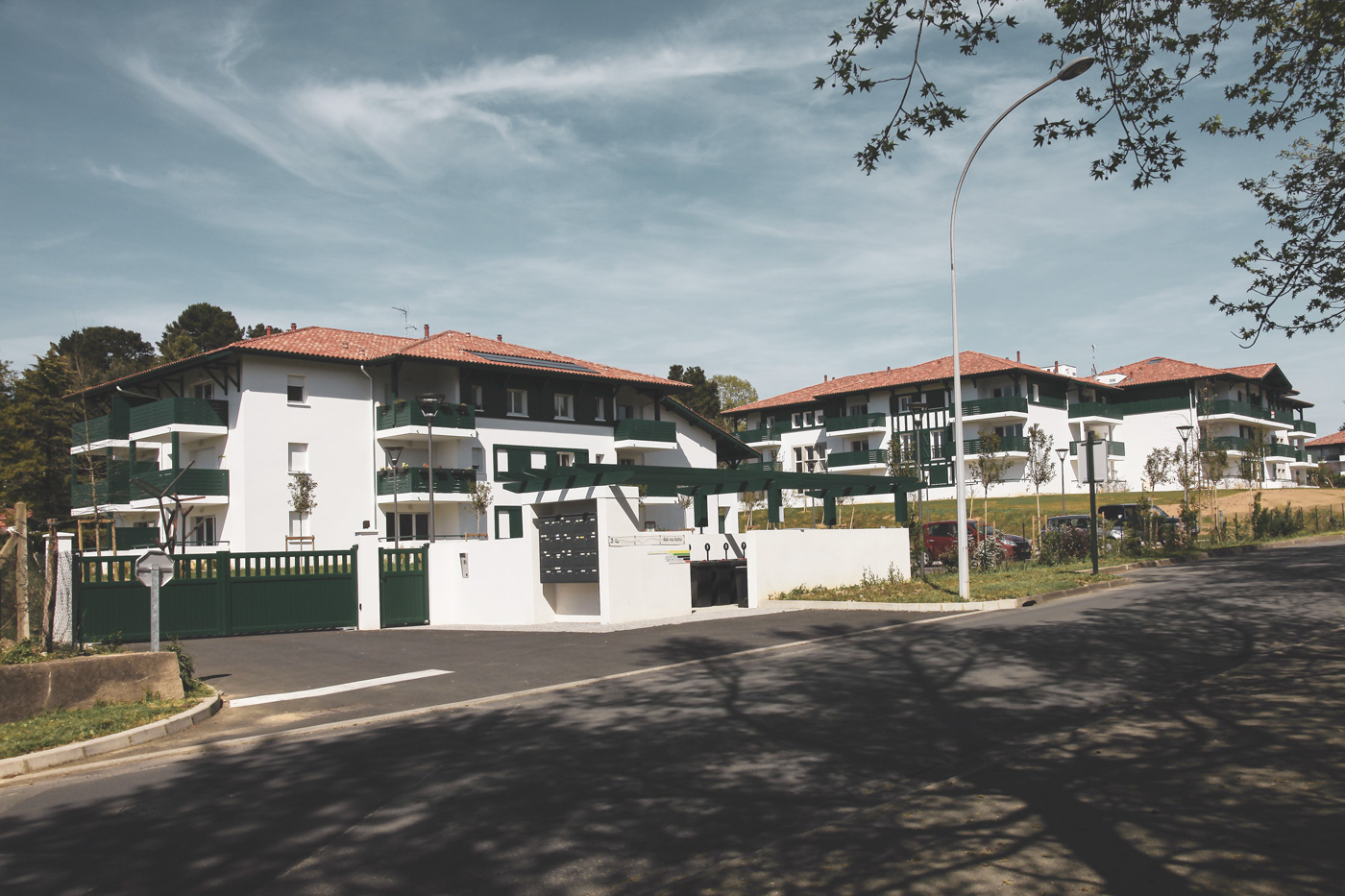 Alaman Macdonald Architecte Residence Hasparren7