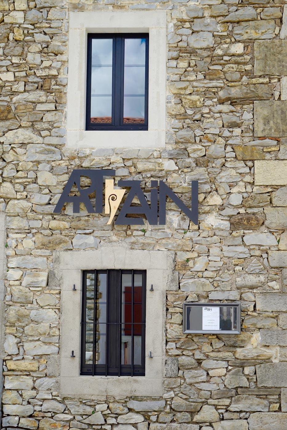 Alaman Macdonald Architecte Restaurant Artzain10