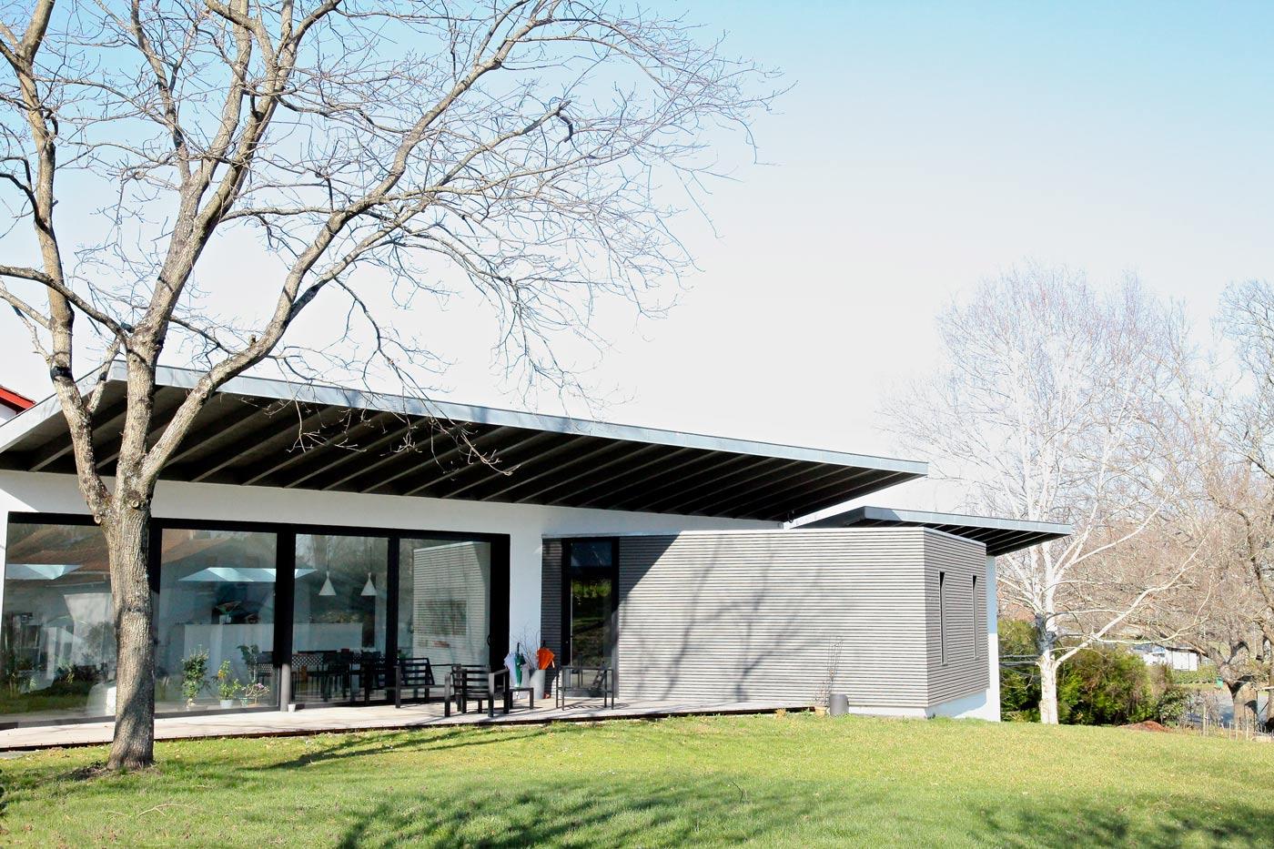 Alaman Macdonald Architecte Maison P1