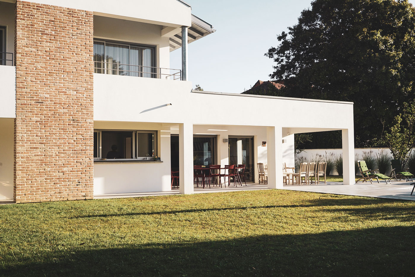 Alaman Macdonald Architecte Maison T4